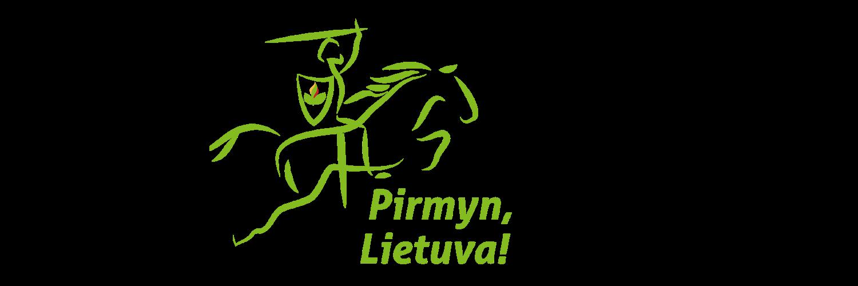 Pirmyn Lietuva