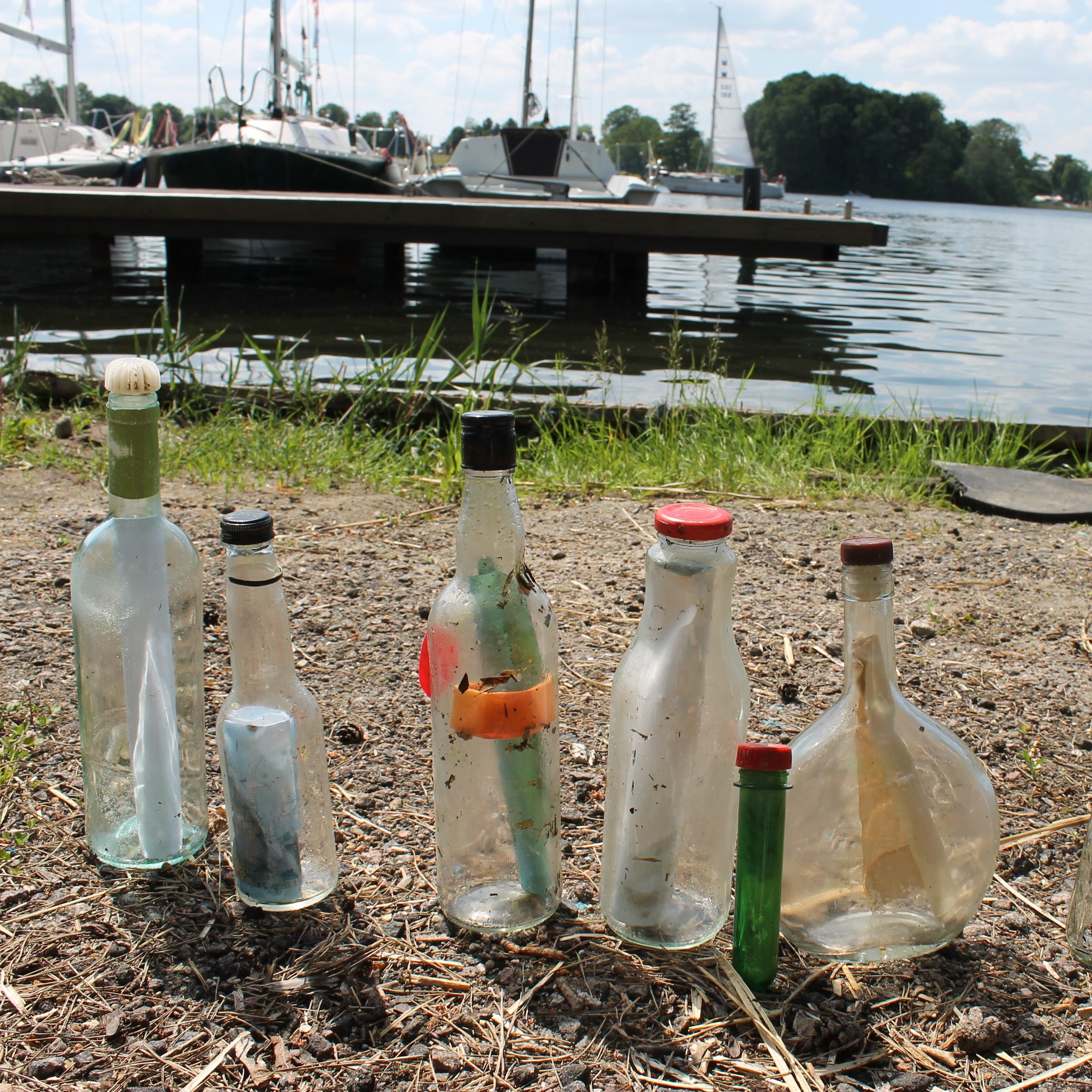 laiskai-buteliuose